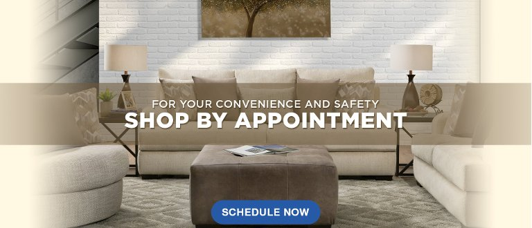 Schedule an appointment with a product expert at RC Willey whether you're in need of new furniture, mattresses, appliances, electronics or flooring.