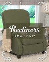 Shop Living Room Recliners For Your Home | Chairs | Living Room | Furniture