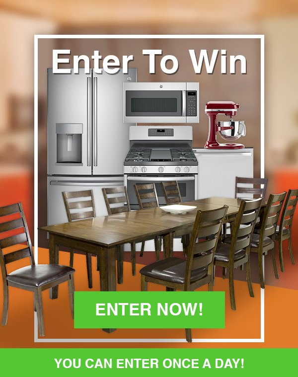 Enter To Win A Home For The Holidays Package | Giveaway