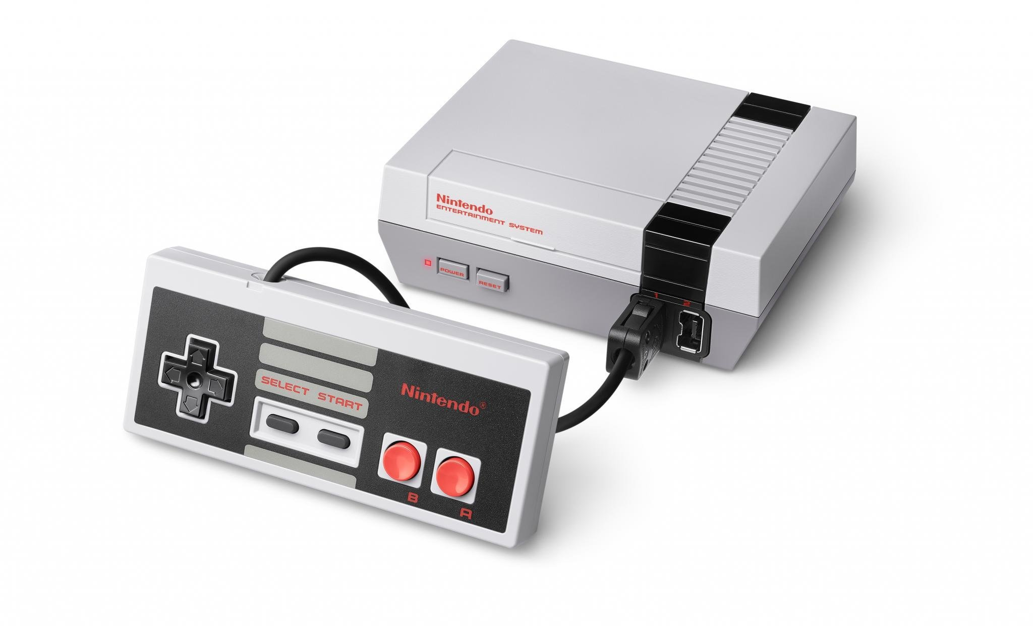 NES Classic Edition Nintendo Game System