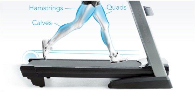 ProForm Treadmill Decline