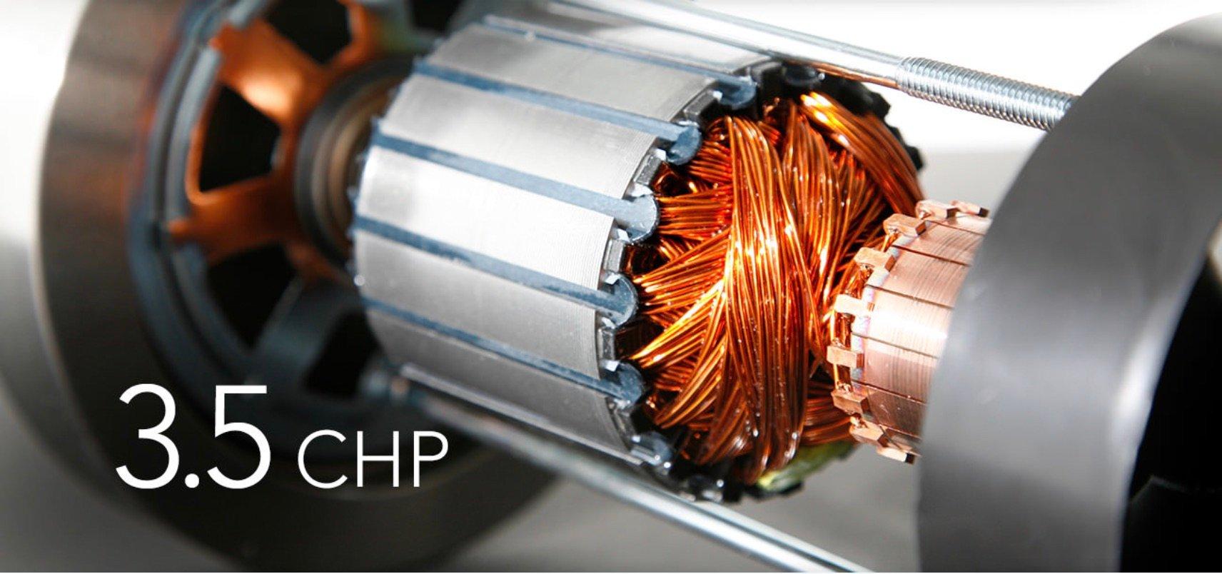 ProForm Mach Z Motor