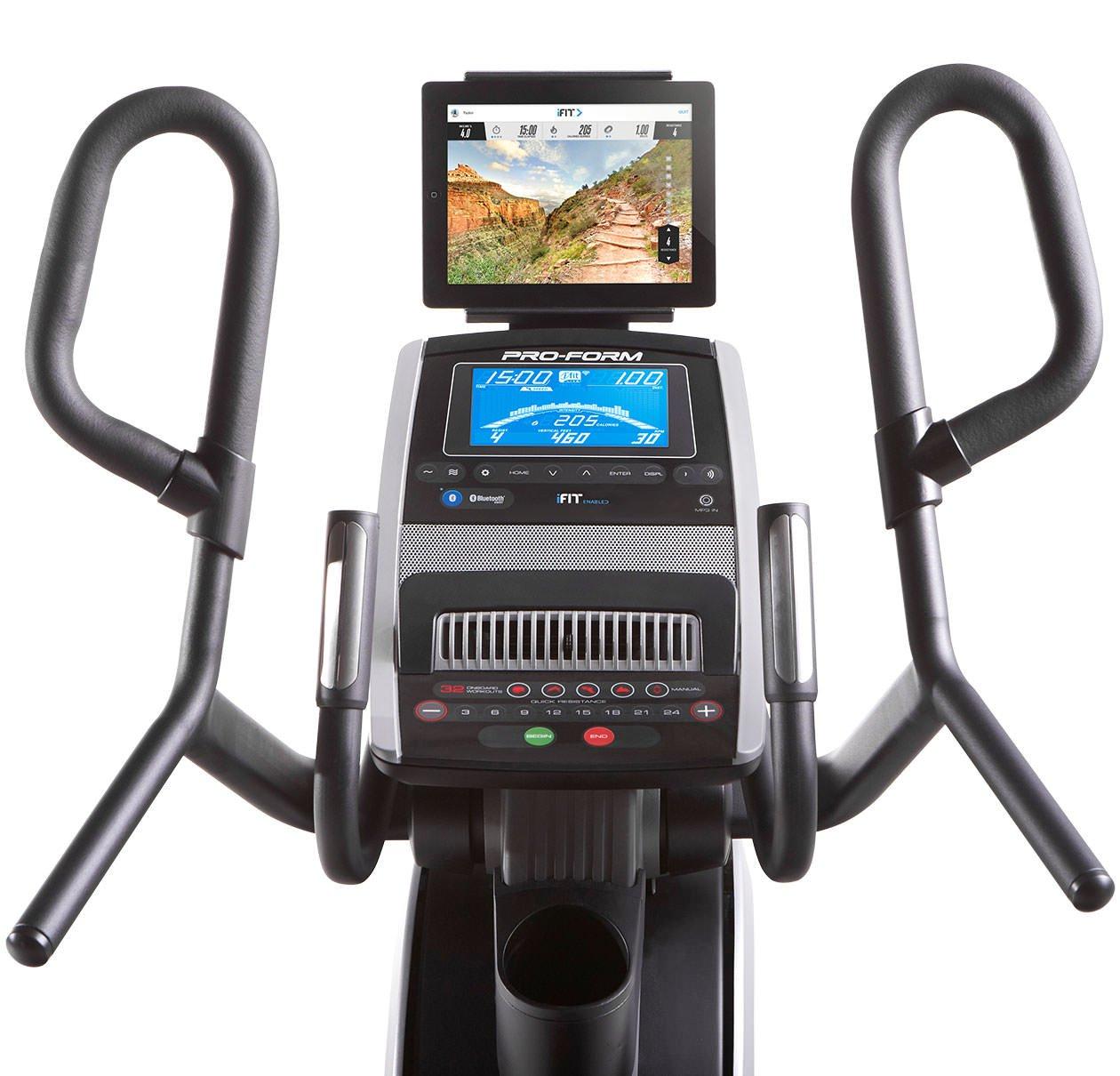 ProForm HIIT Trainer Display