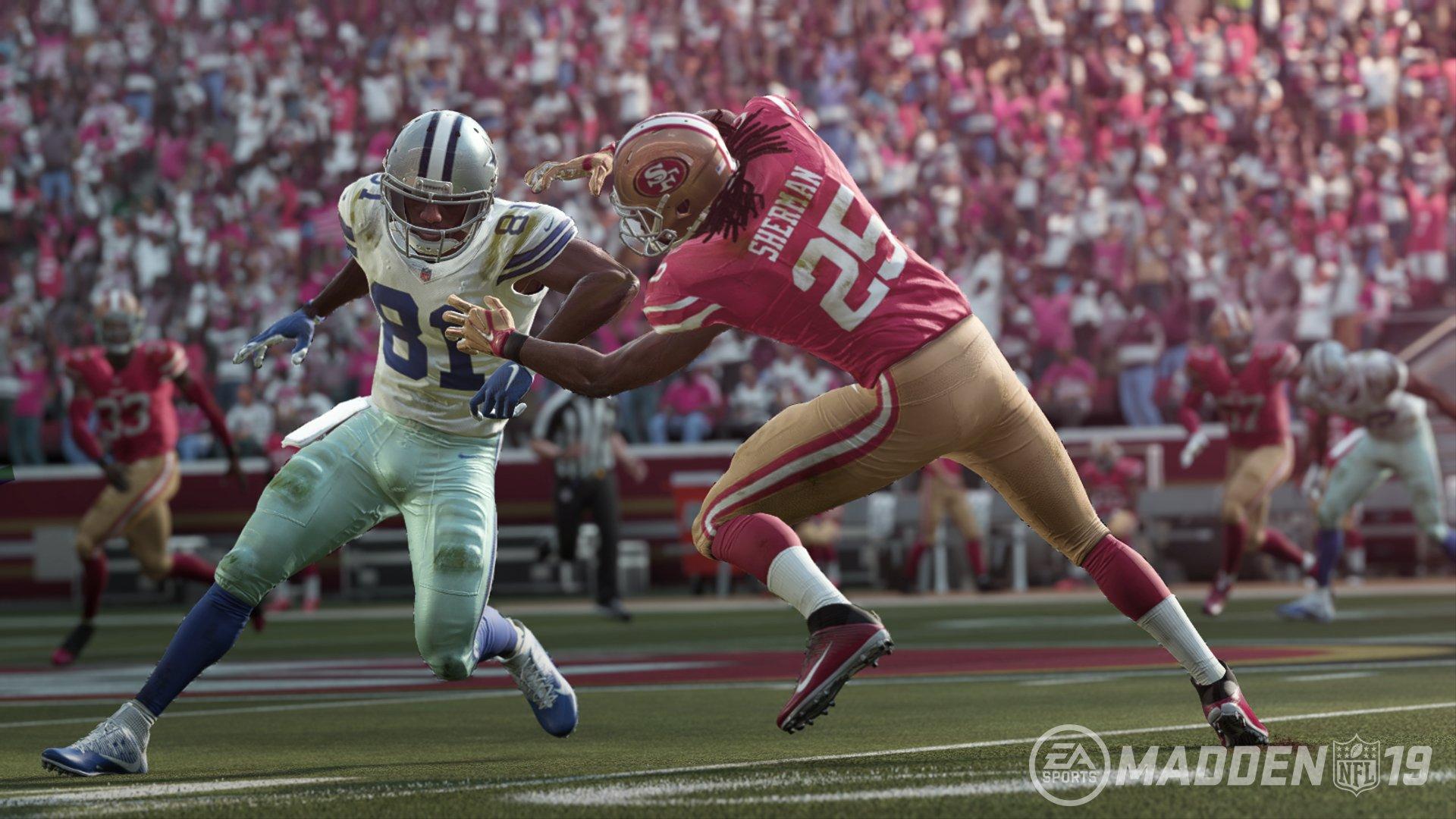 Madden 19 NFL Xbox