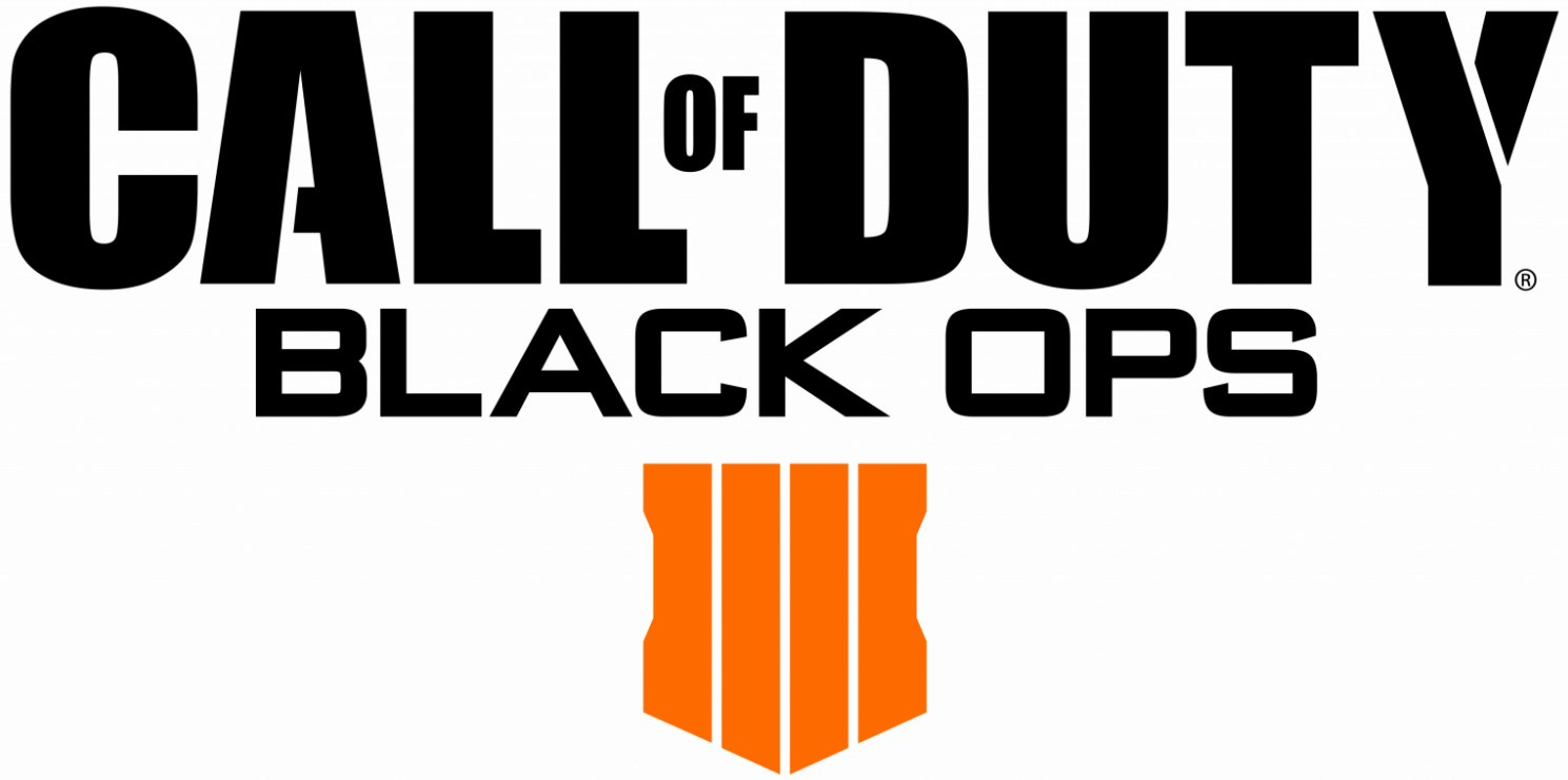 logo for Black Ops 4