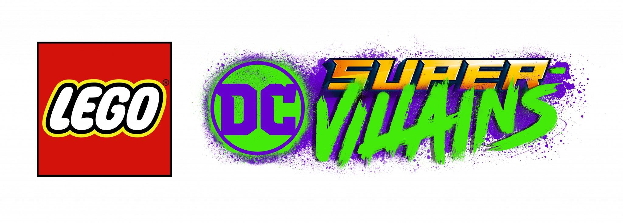 Logo for DC Super-villains