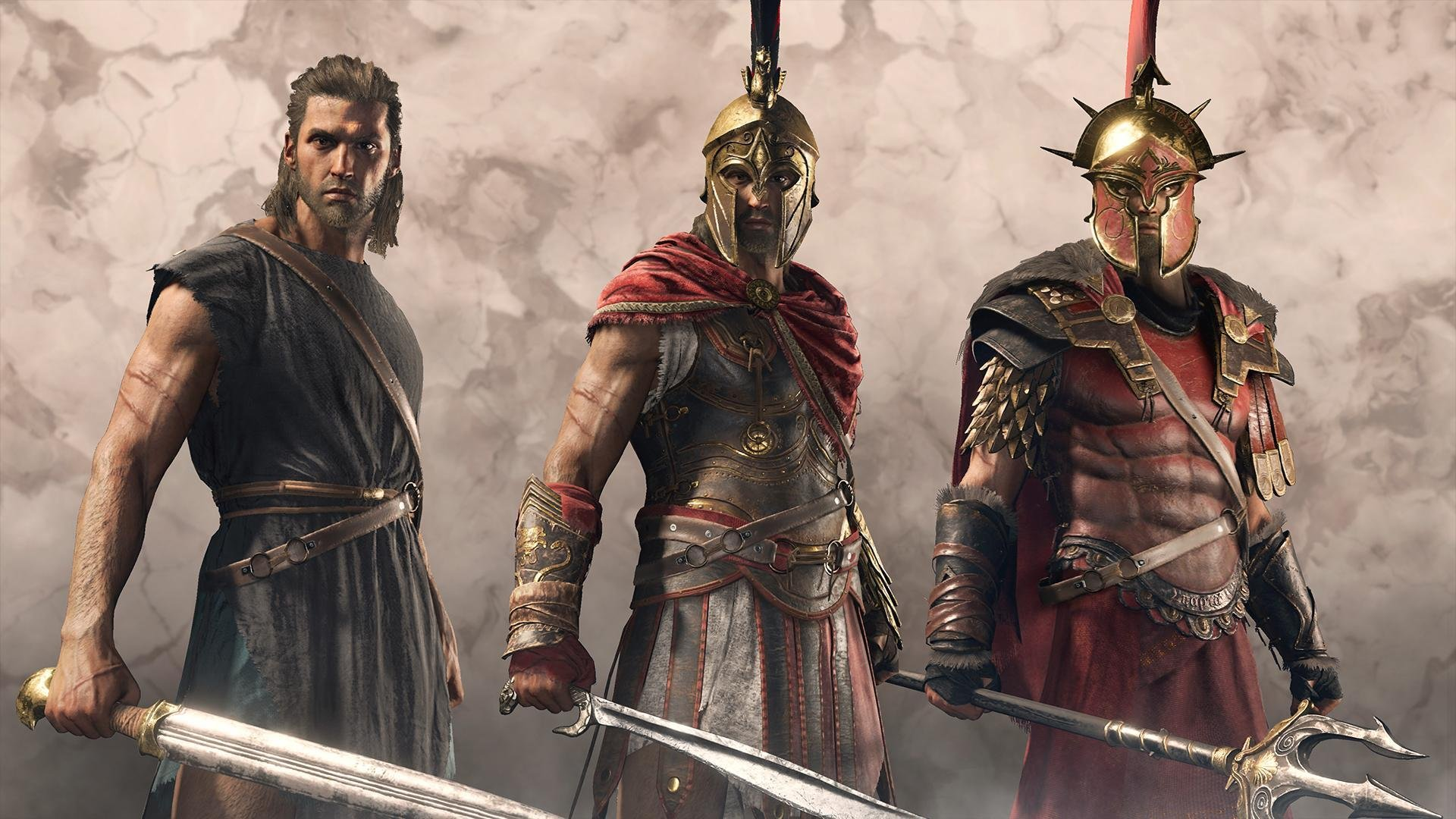 Freedom to choose in Assassins Creed Odyssey