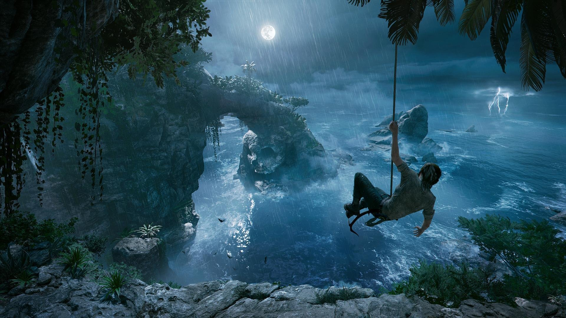 jungle in Shadow of the Tomb Raider