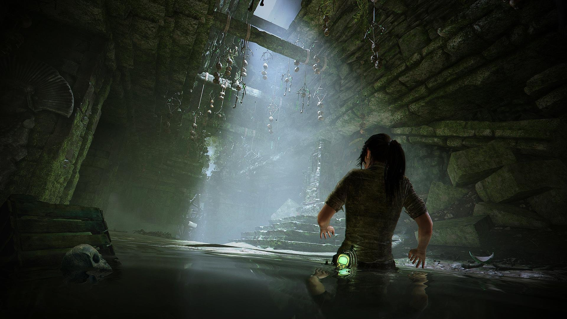 tomb in Shadow of the Tomb Raider