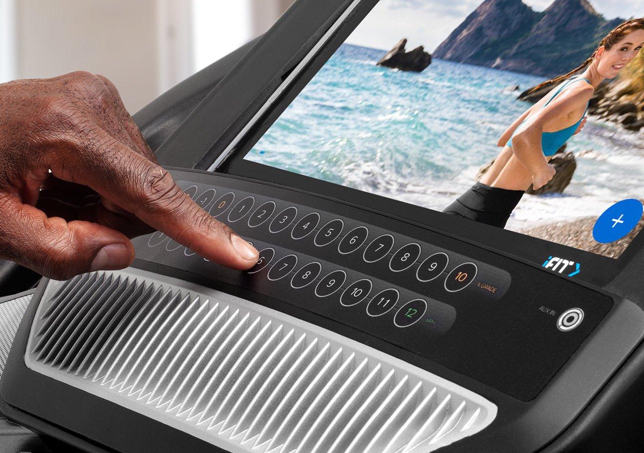 ProForm treadmills have good controls