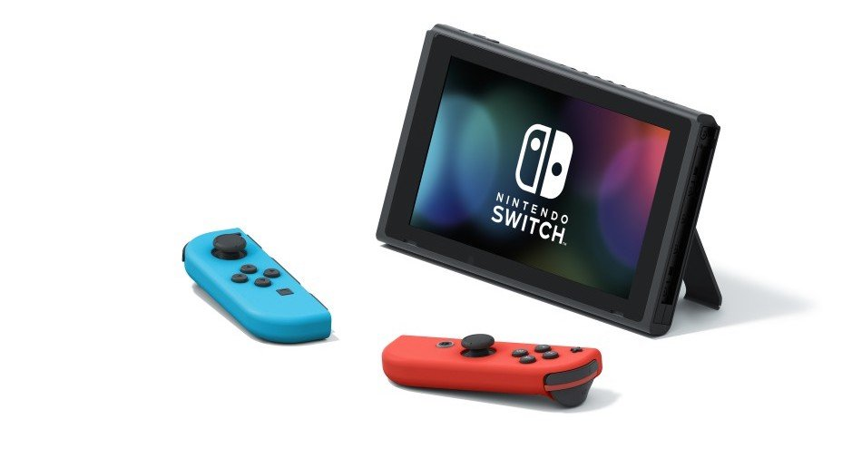 Nintendo Switch tabletop mode