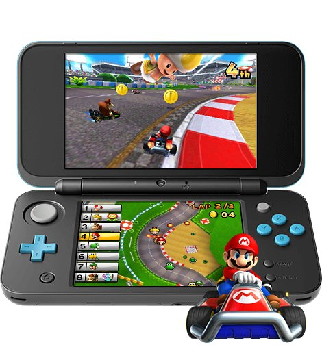 Mario Kart 7 for the 3DS
