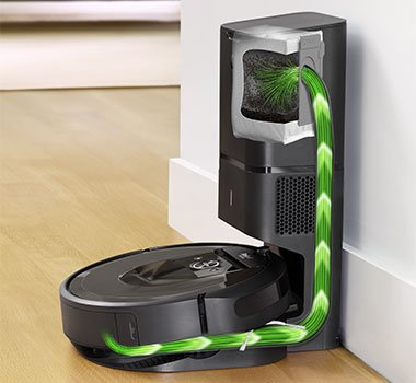 iRobot Clean Base Automatic Dirt Disposal