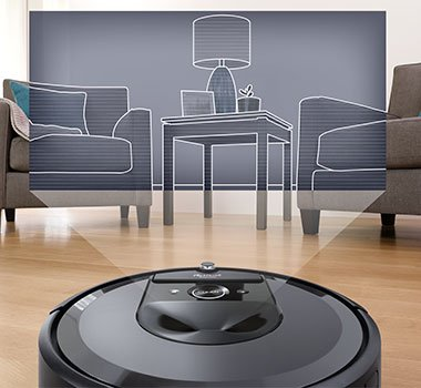 iRobot iadapt 3.0 navigation with visual localization