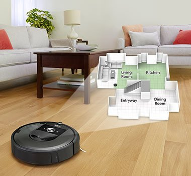 iRobot Imprint Smart Mapping
