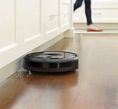 iRobot Roomba features