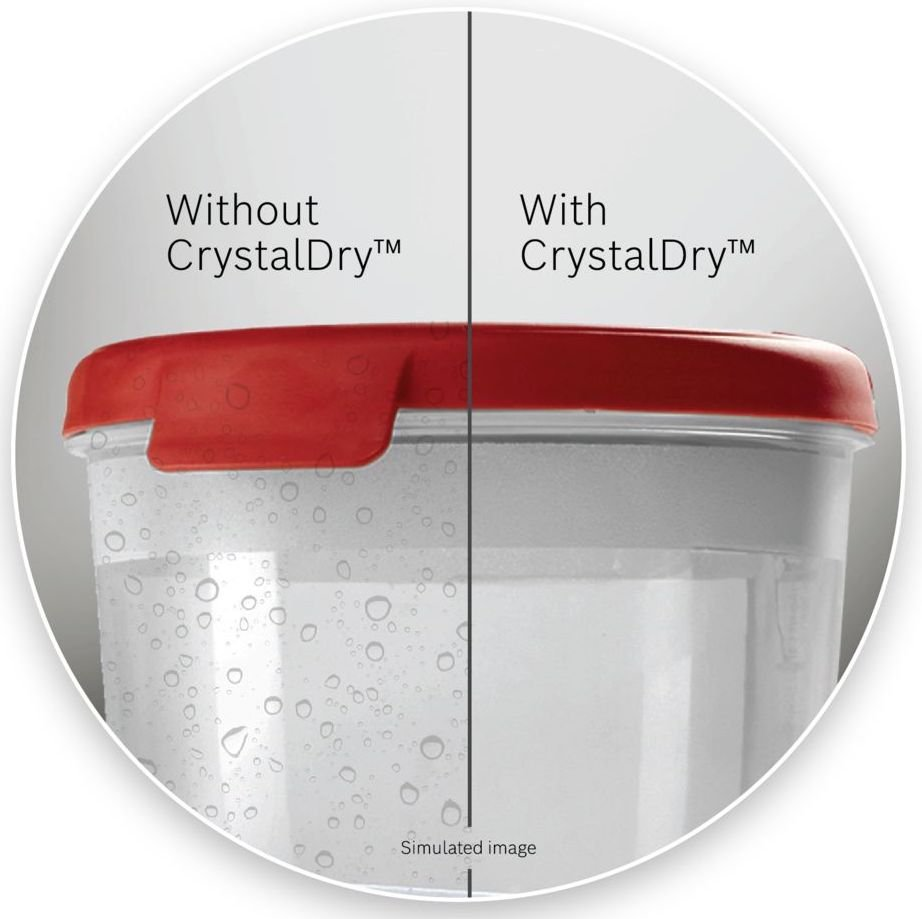 Bosch Patented CrystalDry