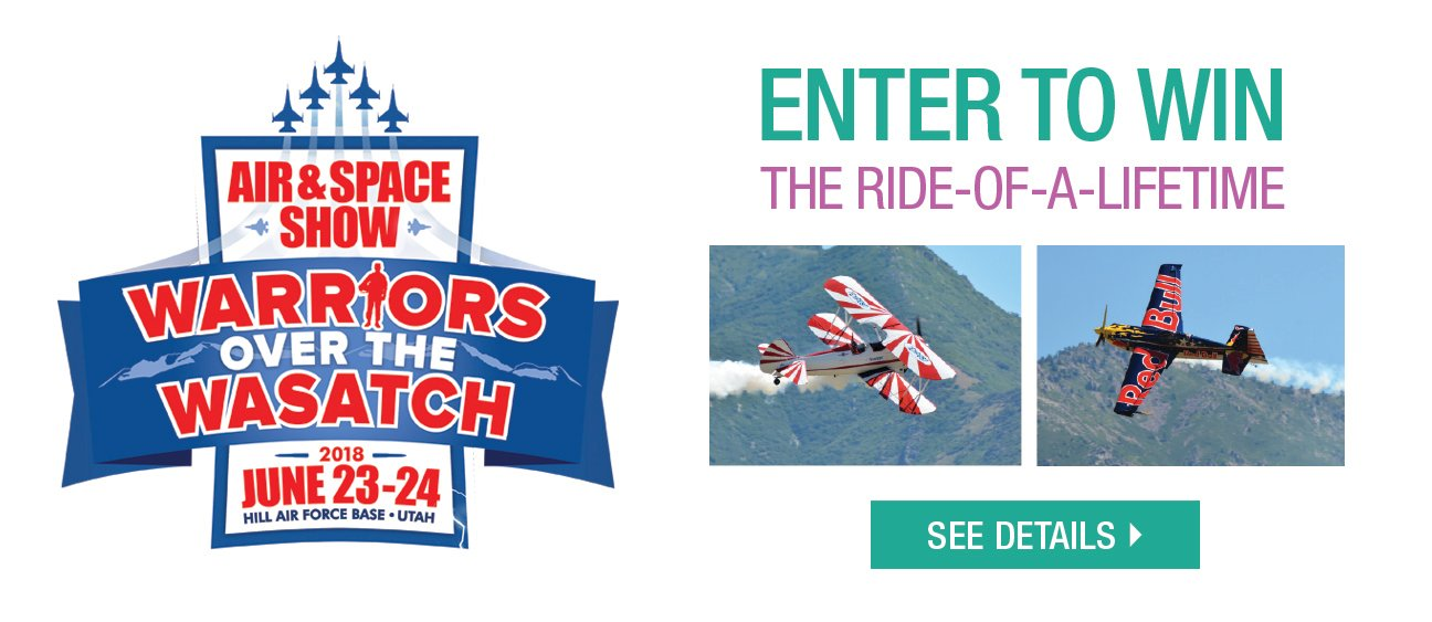 Enter to Win Flight of a Lifetime. In Store Only