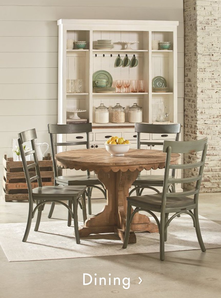 Shop Magnolia Home Dining at RC Willey