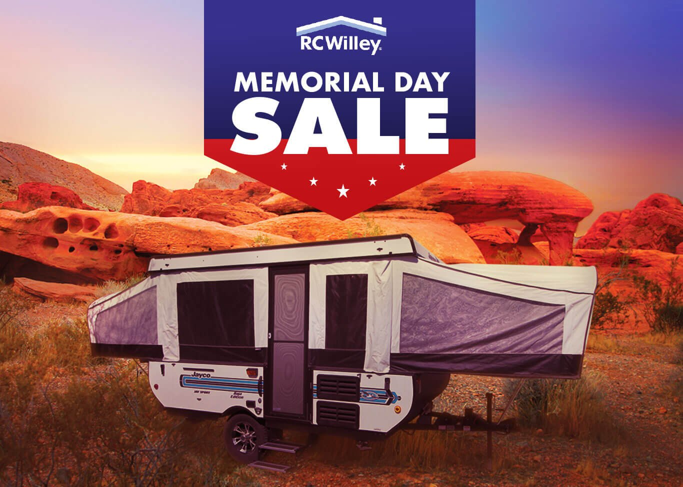 Memorial Day Sale Rc Willey Furniture Store