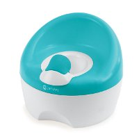 Bravo Aqua Potty Chair - Contours