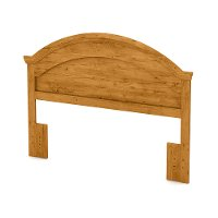 9009287 Country Pine Full/ Queen Headboard (54/60 Inch) - Cabana