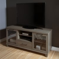 9074662 Gray Maple TV Stand up to 60 Inch - Adrian