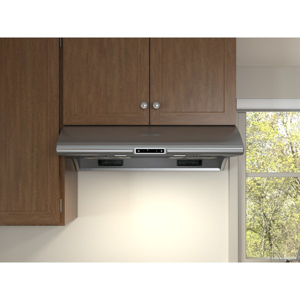 Zephyr Range Hood With 850 Cfm 30 Inch Stainless Steel