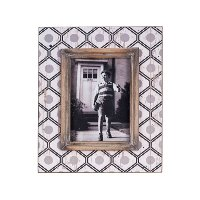 Gray Wood Picture Frame