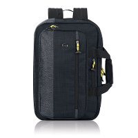 ACV330-4 Work to Play Hybrid Gray Backpack Briefcase