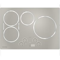 ZHU30RSJSS Monogram 30 Inch Induction Cooktop - Silver