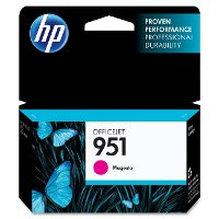 CN051AN#140/951-MGNT HP 951 Magenta Original Ink Cartridge
