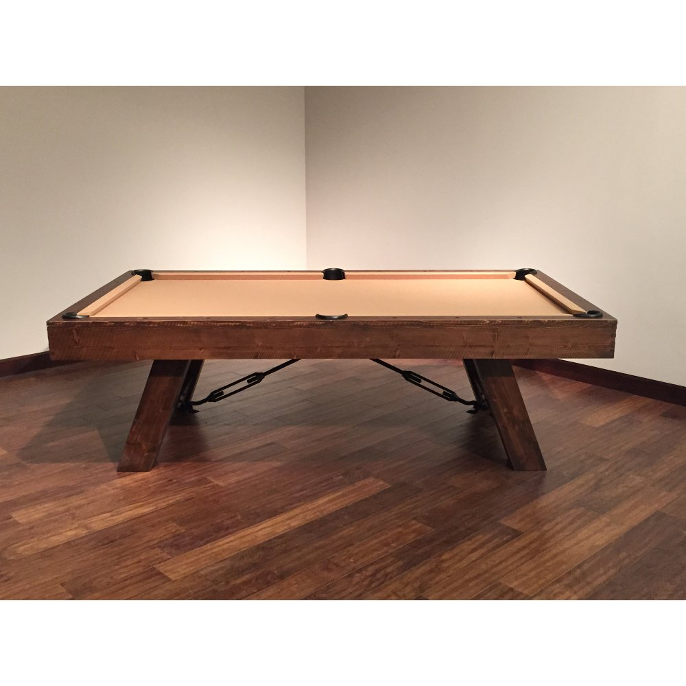 Savannah sable pool table rc willey furniture store geotapseo Gallery