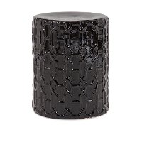 Black Garden Jazz Stool