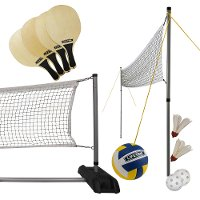 90541 Lifetime Outdoor 3-Sport Set with Volleyball