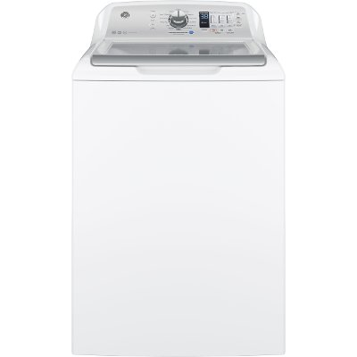 GTW680BSJWS GE Deep Fill Top Load Washer - 4.6 cu. ft. White
