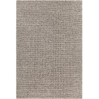 8 x 10 Large Taupe Area Rug - Sinatra