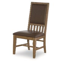 Chic Dining Room Chair - Metalworks Collection