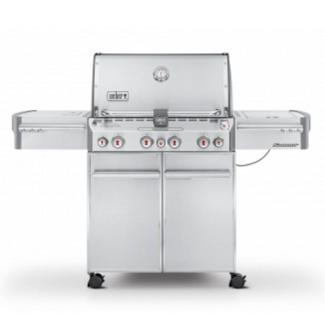 Weber Summit S-470 Liquid Propane Gas Grill