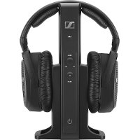 RS175 Sennheiser RS 175 Over-the-Ear Wireless Headphone System - Black