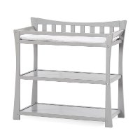 F02316.87 Cool Gray Dressing Table - Parisian