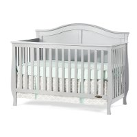 F31001.87 Cool Gray 4-in-1 Convertible Crib - Camden
