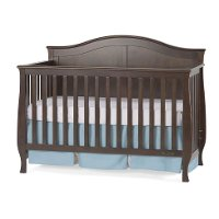 F31001.97 Slate 4-in-1 Convertible Crib - Camden