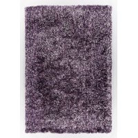 8 x 11 Large Contemporary Purple Area Rug - Supros