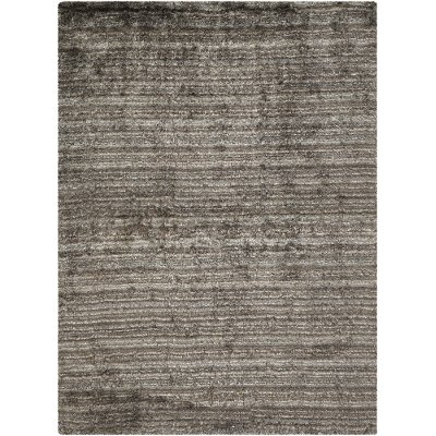 8 x 11 large contemporary taupe shag rug - savona | rc willey