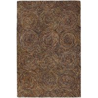 8 x 11 Large Contemporary Multi-Colored Area Rug - Galaxy