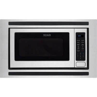 Fpmo209rf Frigidaire Professional 2 0 Cu Ft Built In Microwave Oven Stainless Steel