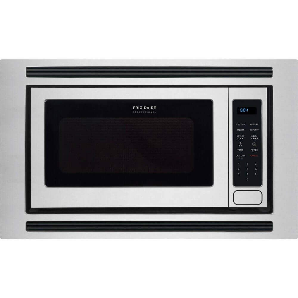 Frigidaire Professional 24 Inch Stainless Steel 2 0 Cu Ft Built
