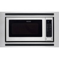 Fpmo209rf Frigidaire Professional 24 Stainless Steel 2 0 Cu Ft Built In Microwave Oven