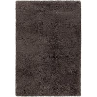 5 x 8 Medium Brown Shag Rug - Osim